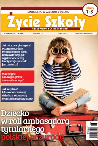 Czerwiec 2017 Czasopismo Dla Nauczycieli życie Szkoły Ciekawe